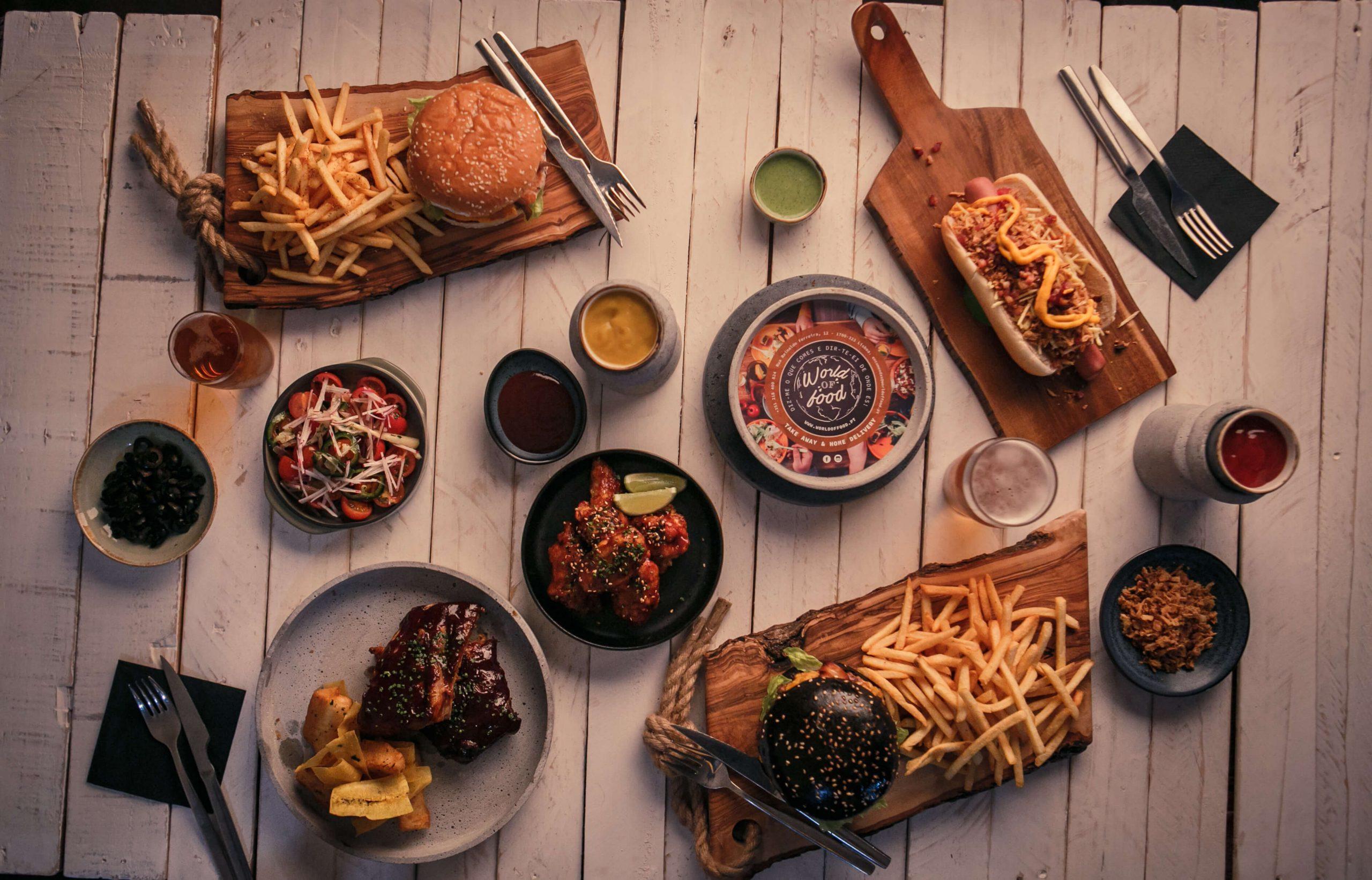 World of food - MAD-123