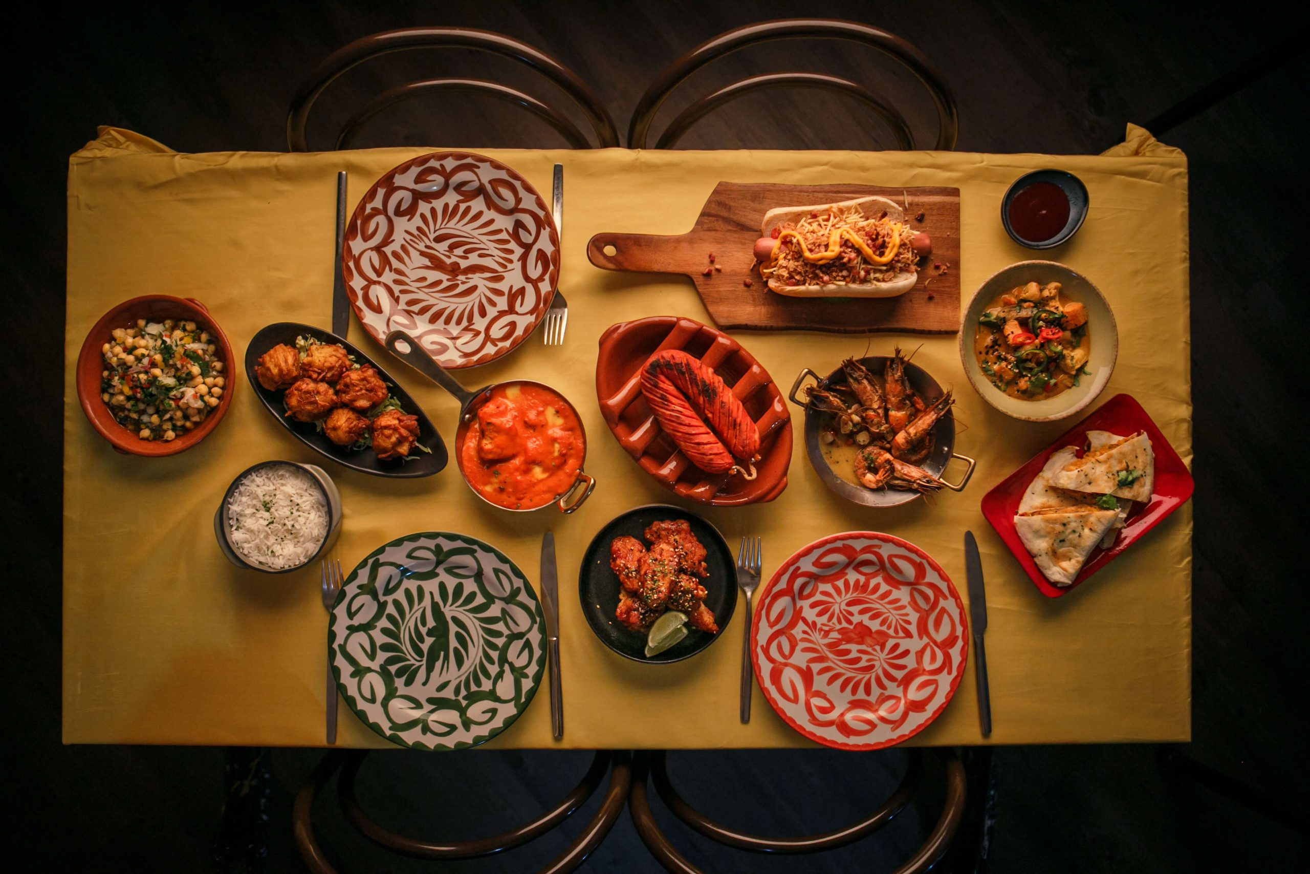 World of food - MAD-288