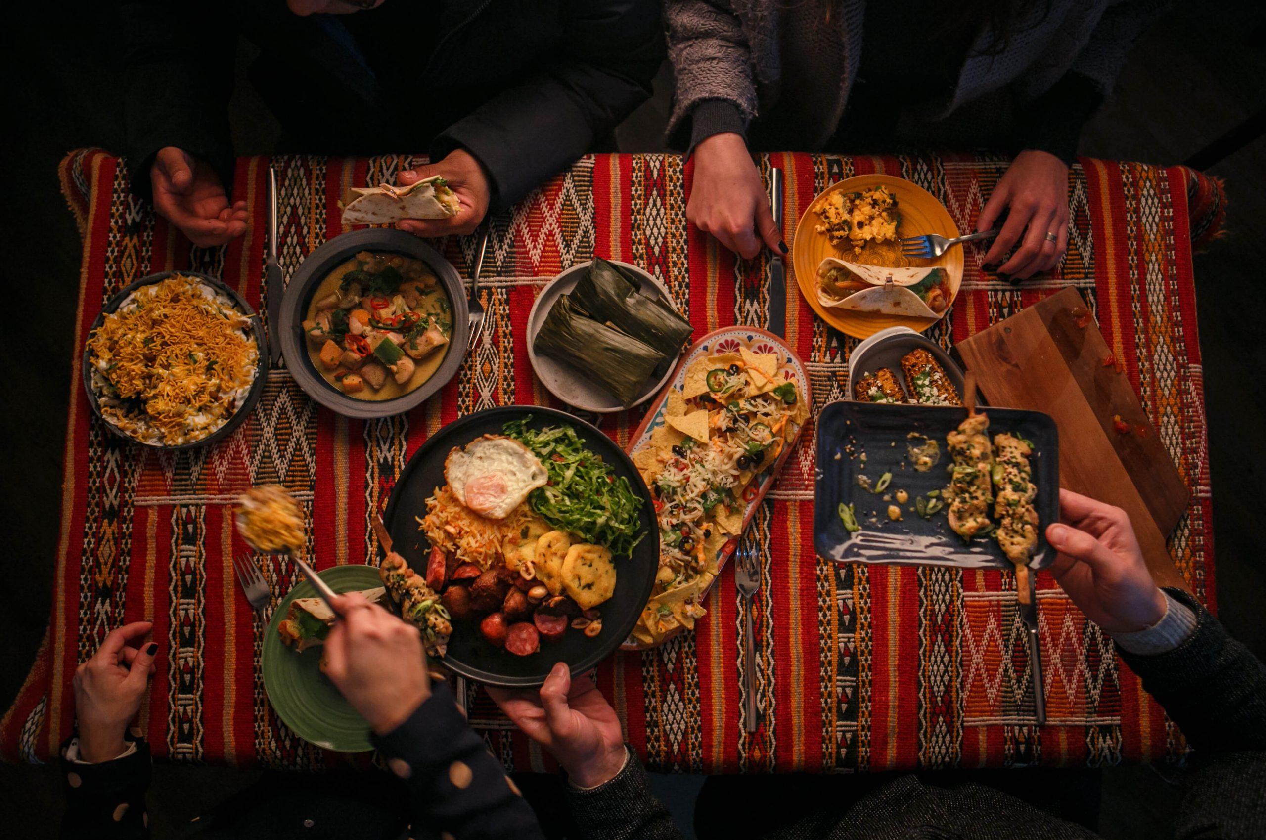 World of food - MAD-294